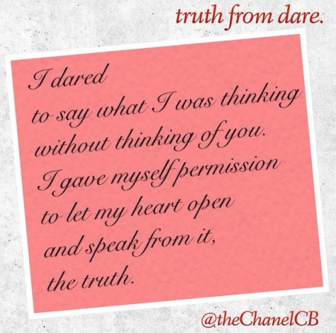 truth from dare